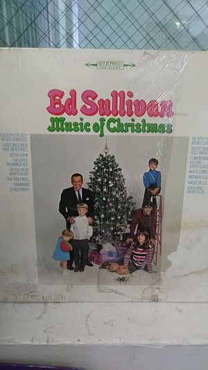 Ed Sullivan Music of Christmas for Sale in Hollywood, FL