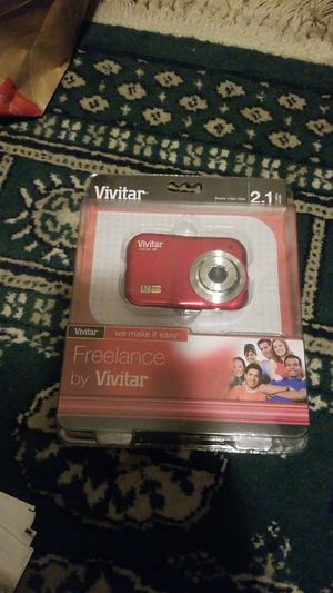 Vivitar digital camera brand new sealed for Sale in Fall River, MA