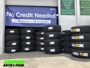 WHOLESALE NEW TIRES. PAYMENT OPTIONS for Sale in Corona, CA
