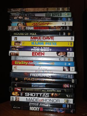 DVDs for Sale in Erwin, TN