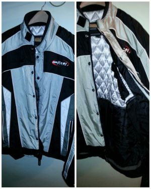 Mossi motorcycle / snowmobile cold weather jacket for Sale in Centereach, NY