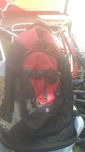 Victronix E-motion rolling duffle bag lugage for Sale in Portland, OR