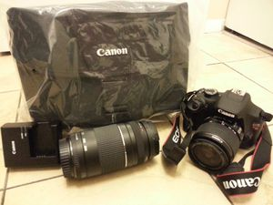 Canon T5 Bundle for Sale in Frederick, MD