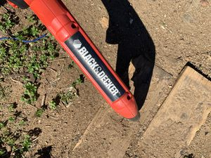 Black an decker weed waker auto feed an telescoping shaft for Sale in San Diego, CA