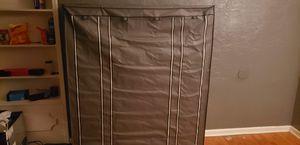 Fabric Zip-up Wardrobe for Sale in Orlando, FL
