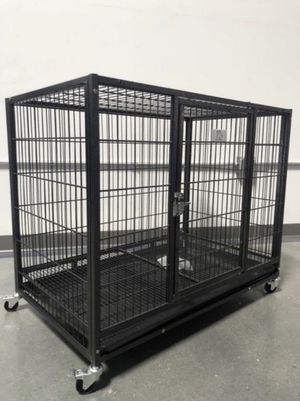 HD cage for dog pet kennel cage crate brand new in factory sealed box🐕 please see dimensions in second picture👍🏻 for Sale in Las Vegas, NV