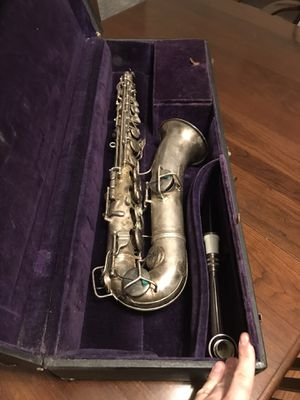 Vintage CG Conn C Melody Alto Saxophone for Sale in Raleigh, NC