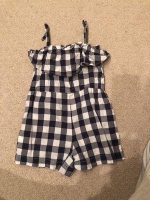 Girls gap romper like new size 4 for Sale in Rancho Cucamonga, CA