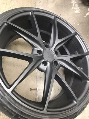 "Black niche wheels or rims 20"" for Sale in Tampa, FL"