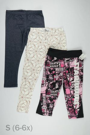 Girls leggings size small (6-6x) for Sale in Pomona, CA