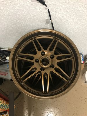 Old but gold. Oem Rims with 5x 120 lug pattern. for Sale in Winter Garden, FL