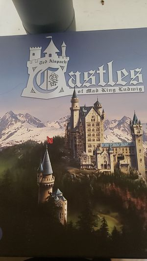 Castle board game for Sale in Claremont, CA