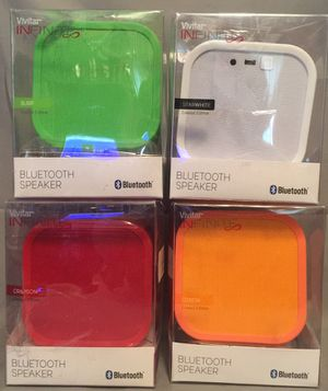 Vivitar Infinite Bluetooth Speakers for Sale in Lake Wales, FL