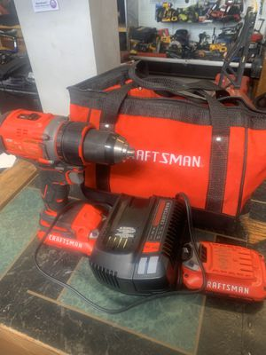 Craftsman 20v Cordless Drill for Sale in Pueblo, CO