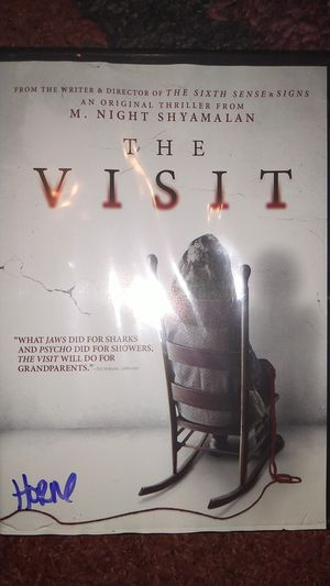 The Visit DVD for Sale in Watauga, TX