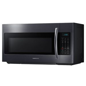 Microwave - Samsung Black Stainless Steel for Sale in Gig Harbor, WA