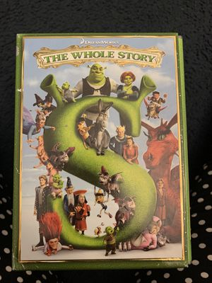 Dreamworks Shrek | The Whole Story for Sale in Sacramento, CA