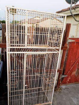 Bird cage double for Sale in Hemet, CA
