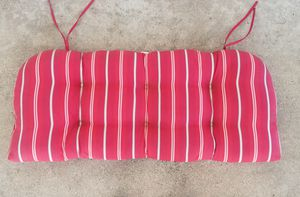 """Bench Swing Pillow Cushion 44""""x18"""" for Sale in Round Rock, TX"""