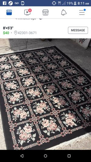 Area rug for Sale in Owensboro, KY