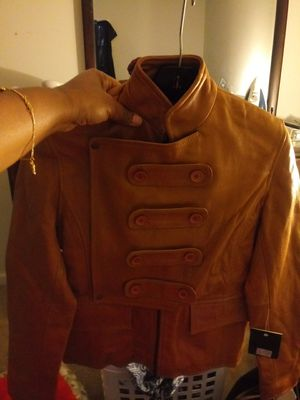 Women Leather Jacket for Sale in Raleigh, NC
