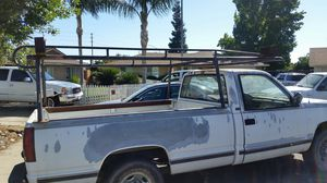 Rackit Camper Shell lumber rack for Sale in Modesto, CA