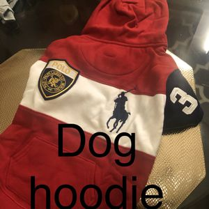 Dog Hoodie for Sale in Greensboro, NC