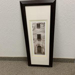 Framed Picture Of European Doors for Sale in Clovis, CA