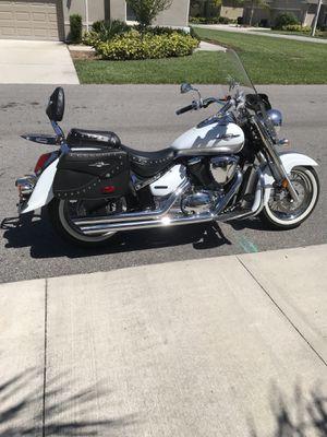 Suzuki Boulevard Motorcycle ... Price Reduced !!! for Sale in Ruskin, FL