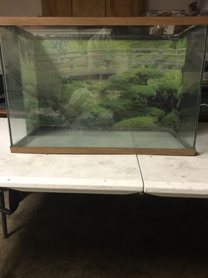 Reptile tank for sale for Sale in Stockton, CA