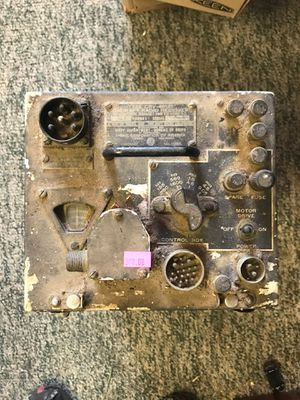 Navy aircraft radio receiver vintage for Sale in Grand Rapids, MI