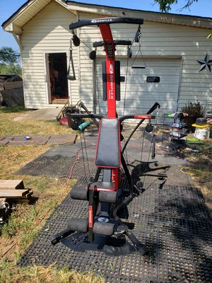Home gym bow flex pr3000 for Sale in Nashville, TN