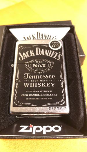 Zippo Jack Daniels for Sale in Hayward, CA