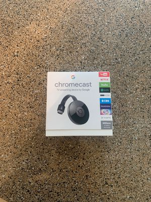 Chrome cast for Sale in Sacramento, CA