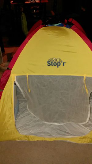 Uv Sun Stop'R tent for Sale in Wescosville, PA