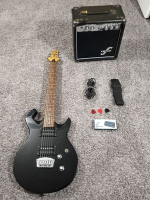 Electric Guitar/Amp Bundle for Sale in Arlington, TX