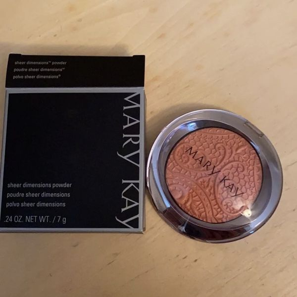 Mary Kay Coral Highlighting Podwer