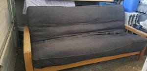 Wood Futon for Sale in Fontana, CA
