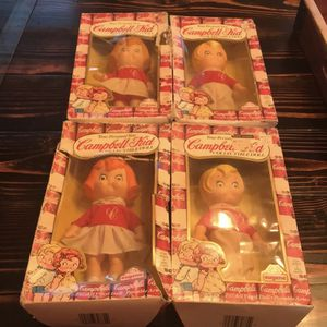 The Campbell Kids Vintage Dolls 1984 for Sale in Sicklerville, NJ