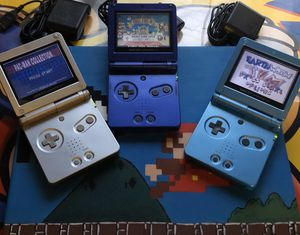 GBA SP's W/ charger and 2 Games $60 each Other games $5-$30 each for Sale in Corpus Christi, TX