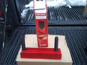 Craftsman 8 inch peg fence for peg board saw tables and workbenches for Sale in Hanover, PA