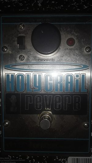 """""""Holygrail"""" reverb guitar pedal for Sale in Zion, IL"""