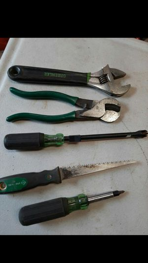 Greenlee electrician tools for Sale in Modesto, CA