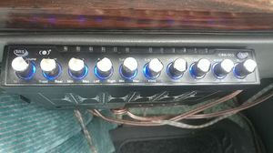PERFORMANCE TEKNIQUE 5.1 CHANNEL-5 BAND PASSIVE PARAMETRIC EQUALIZER PRE AMP for Sale in Santa Fe Springs, CA