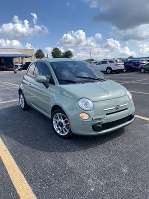 2013 Fiat 500 for Sale in Miami, FL