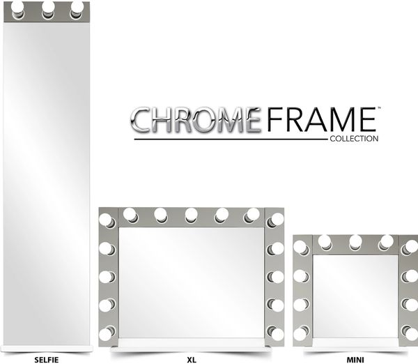 Hollywood Lighted Vanity Mirrors (XL)