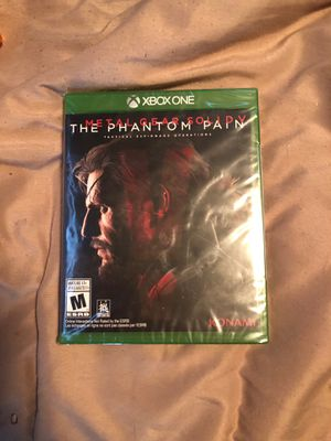UNOPENED Metal Gear Solid V for Sale in White Hall, WV