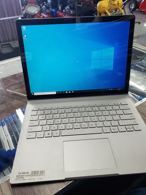 Microsoft laptop surface book 2 for Sale in Aurora, CO