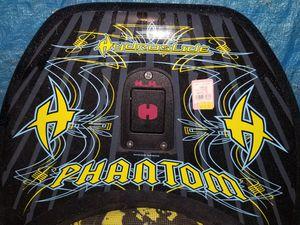 Wake board PHANTOM by Hydroslide for Sale in Spokane, WA