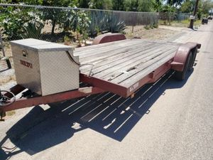 2003 CARSON Car hauler trailer for Sale in Pomona, CA